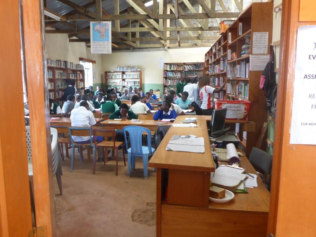 Bibliothèque du KRC