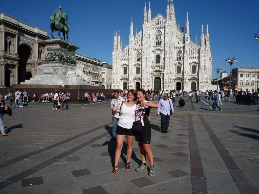 Italie - Milan chez Charlotte