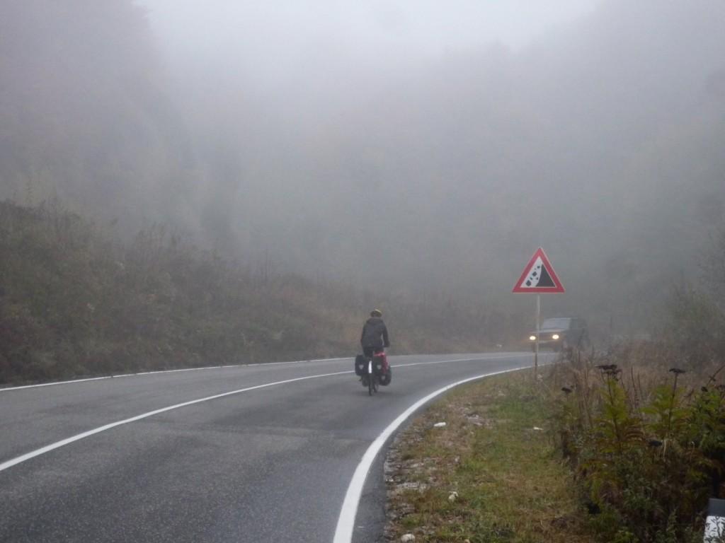 Pluie en Serbie