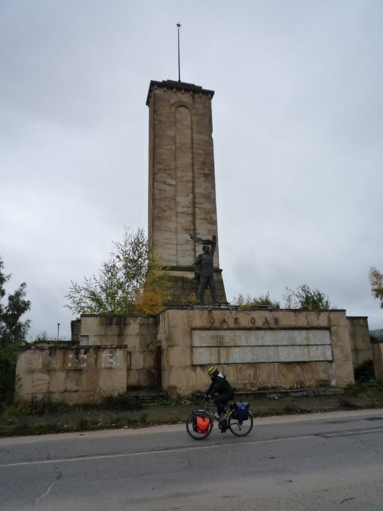 Monumentale Bulgarie